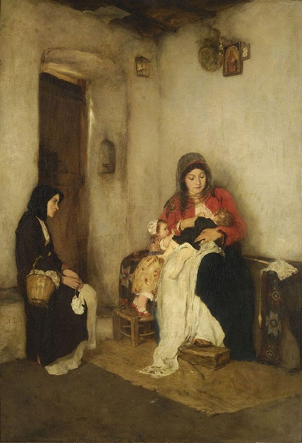 """Η Μητέρα μέσα από το """"μάτι"""" της Τέχνης"""