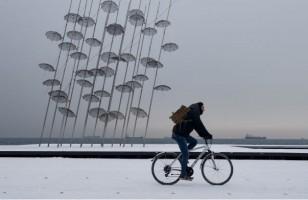 Θεσσαλονίκη μου μεγάλη... χιονομάνα