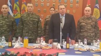 Π. Καμμένος: Θα παραιτηθώ από την κυβέρνηση αν ψηφιστεί στην ΠΓΔΜ η Συμφωνία των Πρεσπών (video)