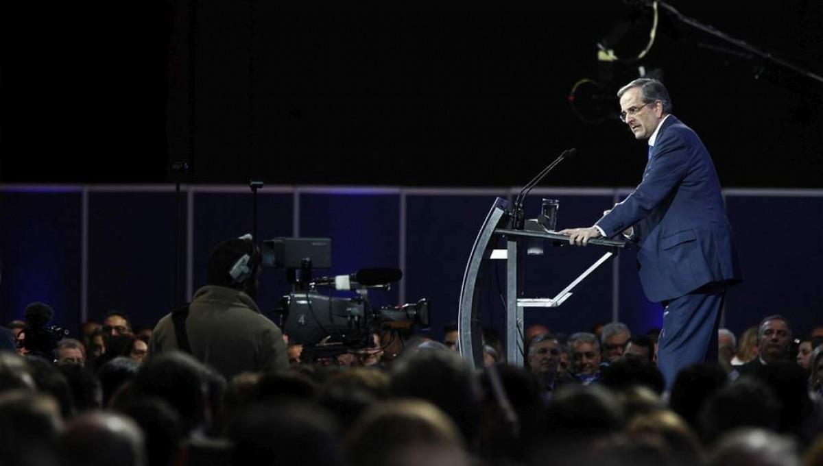 ΣΥΡΙΖΑ: Ο Α. Σαμαράς έκανε άνοιγμα στην ακροδεξιά