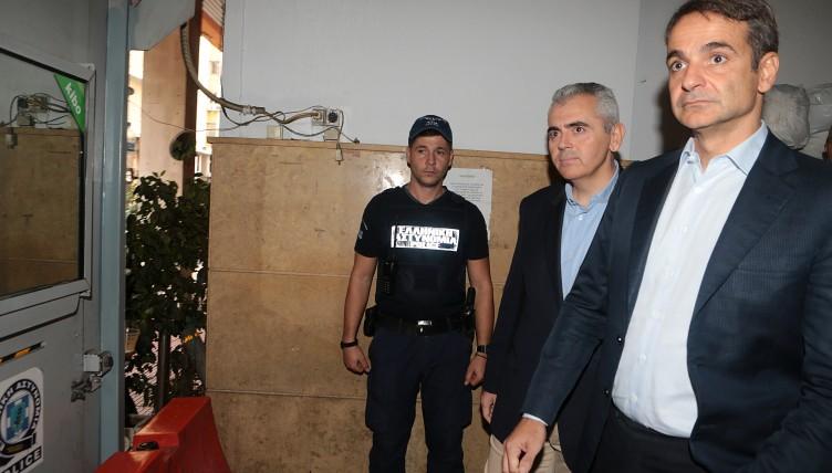 K. Μητσοτάκης: Η ηγεσία της ΕΛΑΣ περιμένει να καούν αστυνομικοί για να ευαισθητοποιηθεί