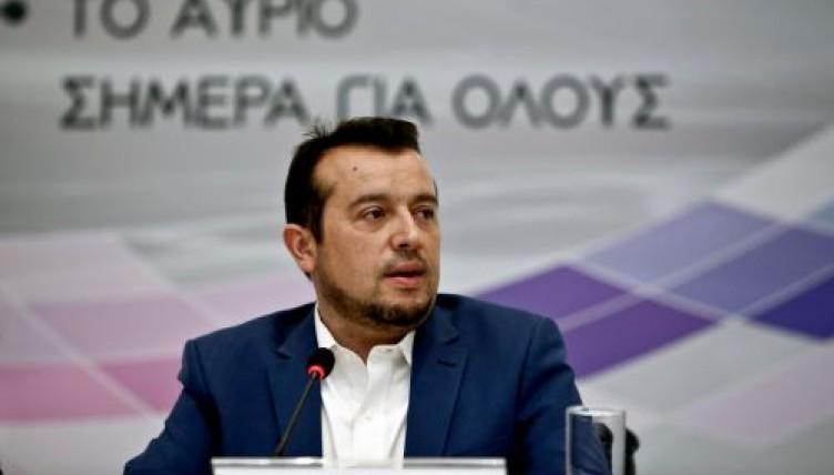 Νίκος Παππάς: «Η Ελλάδα προχωρά με τη συμφωνία των Πρεσπών, από την οποία δεσμεύεται»