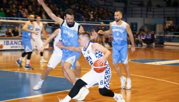 Μπάσκετ: Πολύ μεγάλη νίκη για τον Ηρακλή