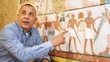 Αίγυπτος: Ανακαλύφθηκε τάφος 4.400 ετών (βίντεο)