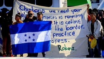 Αυξάνονται τα περιστατικά βίας κατά μεταναστών στα σύνορα ΗΠΑ-Μεξικού