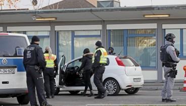 Ήρθη η κράτηση συγγενών του δράστη στο Στρασβούργο