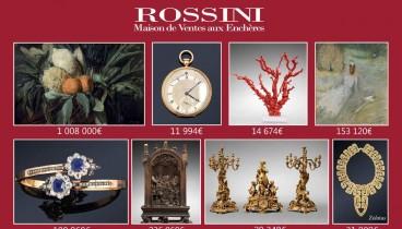 Ο γαλλικός οίκος δημοπρασιών Rossini Paris-Drouot στην Αθήνα και τη Θεσσαλονίκη