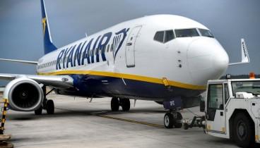 Η Ryanair διακόπτει τις πτήσεις της γραμμής Θεσσαλονίκη - Αθήνα