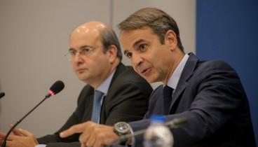 Μητσοτάκης: Κυνικός συνεταιρισμός εξουσίας η κυβέρνηση