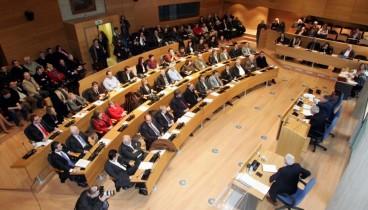Με 97 θέματα στην ατζέντα συνεδριάζει σήμερα το δημοτικό συμβούλιο Θεσσαλονίκης