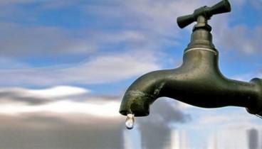 Πολύωρη διακοπή νερού την Τετάρτη στην ανατολική Θεσσαλονίκη
