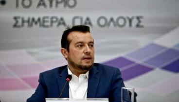 Στα Σκόπια τη Δευτέρα ο Νίκος Παππάς