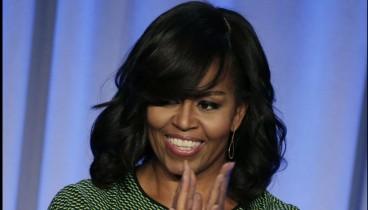 Τον Απρίλιο θα πάει στο Παρίσι η Μισέλ Ομπάμα για το βιβλίο της