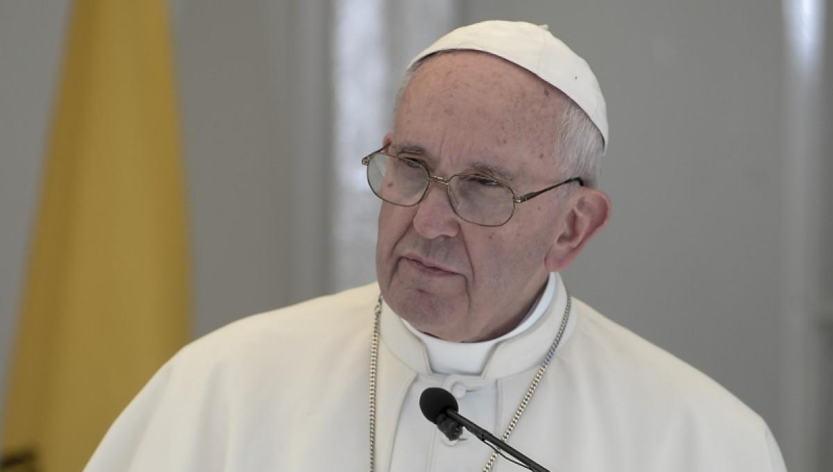 Στην ΠΓΔΜ τον Μάιο ο πάπας Φραγκίσκος