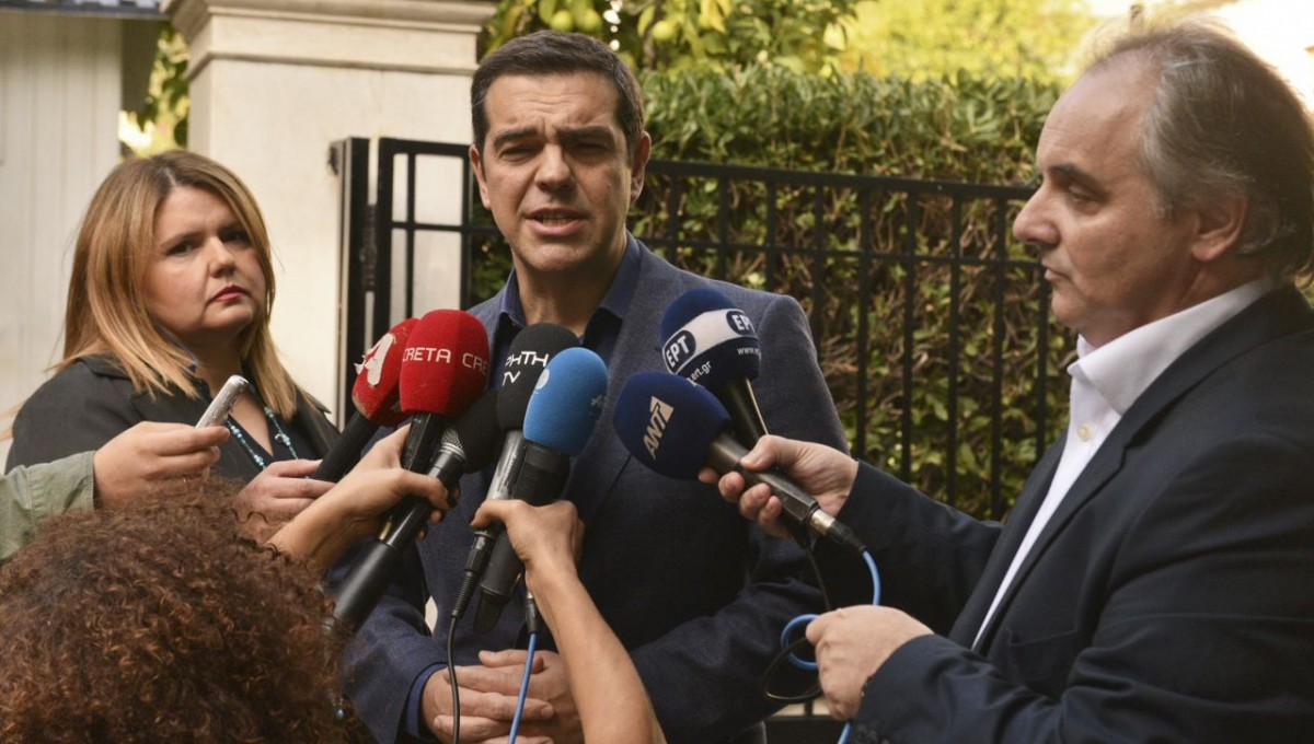 Τσίπρας: Δεν θα ανεχθώ καμία διγλωσσία, καμία προσωπική γραμμή στην εθνική γραμμή της χώρας