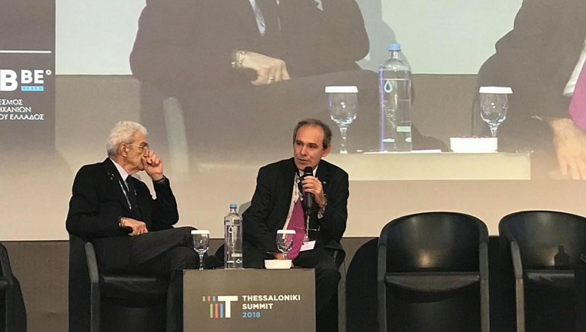 Thessaloniki Summit: Πρόταση Μπουτάρη για δημοτικά ομόλογα