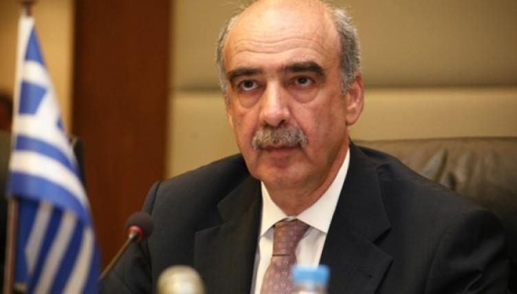 Ο Βάγγελης Μειμαράκης επικεφαλής του ψηφοδελτίου των ευρωεκλογών στη ΝΔ