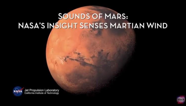 Η NASA ηχογράφησε τον άνεμο στον Άρη (ηχητικό)