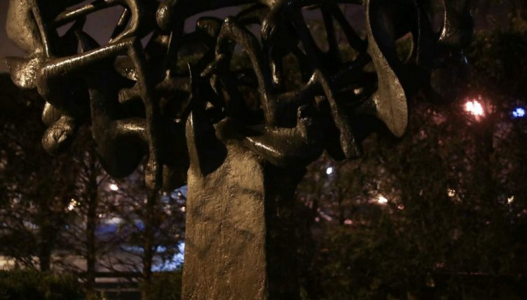 Αναζητούνται οι δράστες της βεβήλωσης του Μνημείου Ολοκαυτώματος