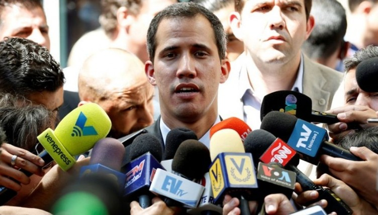 Το πρώτο φορτίο με ανθρωπιστική βοήθεια έφτασε στη Βενεζουέλα, λέει ο Γκουαϊδό