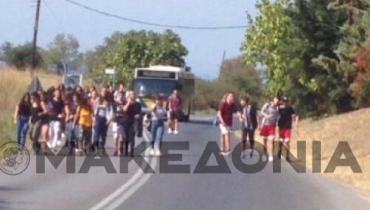 Δήμος Θέρμης: Προβλήματα με τη μεταφορά μαθητών