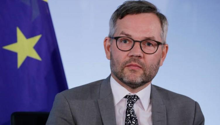 Γερμανός Υφ. Εξωτερικών: Θα έχει συνέπειες η αμφισβήτηση της Συμφωνίας των Πρεσπών
