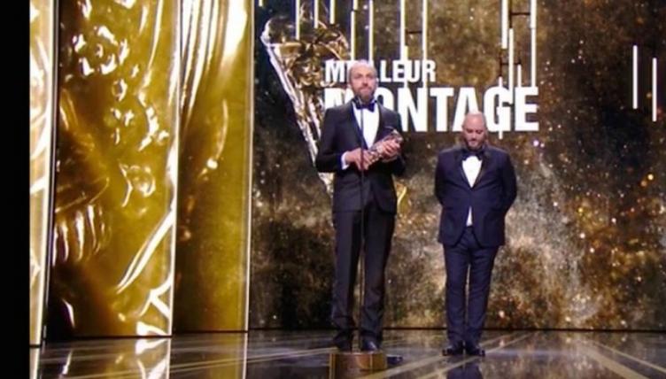 Γαλλία: Στον Γ. Λαμπρινό το βραβείο Σεζάρ για την ταινία «Μετά το Χωρισμό»