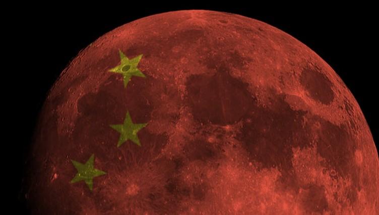 Η Κίνα στέλνει «τεχνητή σελήνη» στο διάστημα.