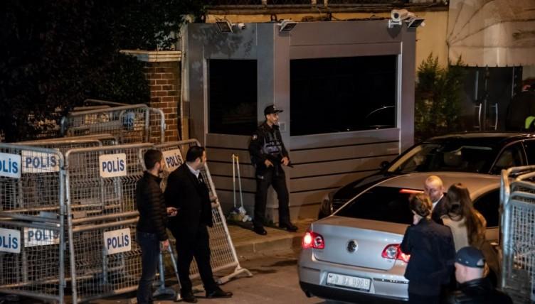Υπόθεση Κασόγκι: Έρευνα των τουρκικών αρχών στην πρεσβεία της Σαουδικής Αραβίας