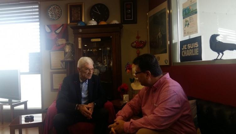 Μπουτάρης: «Εύχομαι ο Χρήστος Παπαστεργίου να κερδίσει την περιφέρεια Κεντρικής Μακεδονίας»
