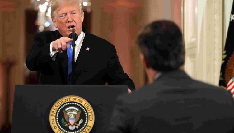 Το CNN κατέθεσε μήνυση κατά του Ντόναλντ Τραμπ