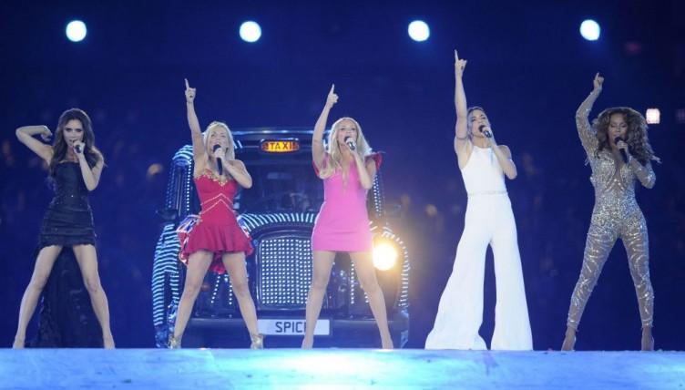 Ανάρπαστα τα εισιτήρια για τις συναυλίες των Spice Girls