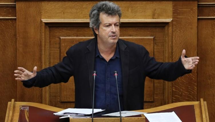 Ο πρώην βουλευτής του ΣΥΡΙΖΑ Πέτρος Τατσόπουλος στο ψηφοδέλτιο της ΝΔ