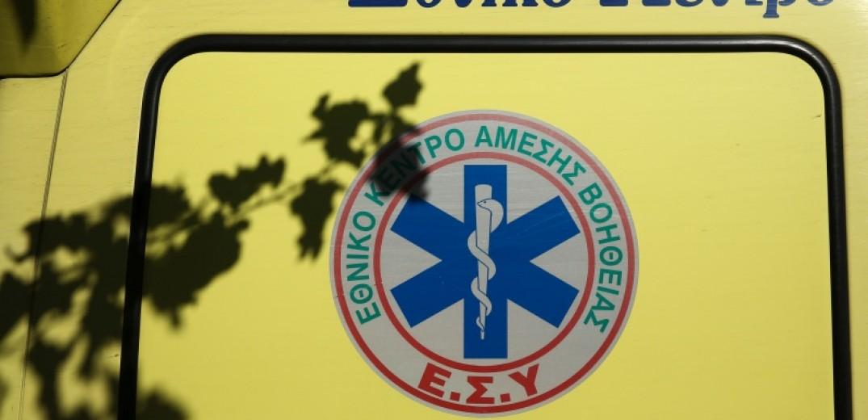 Θεσσαλονίκη: Ατύχημα στο εργοτάξιο του μετρό στην Καλαμαριά