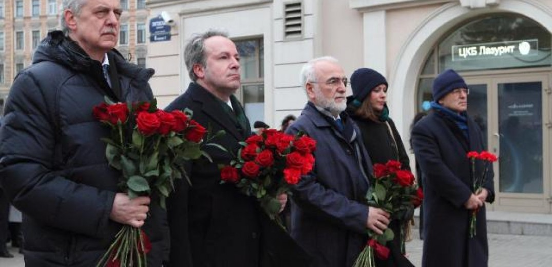 Εκδηλώσεις τιμής για τον Ιωάννη Καποδίστρια στην Αγία Πετρούπολη