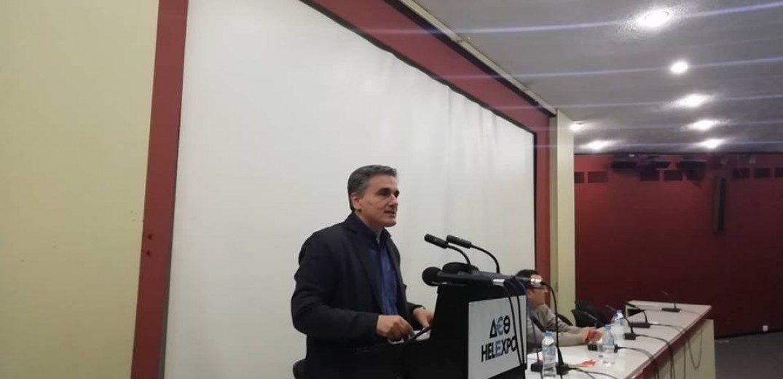 Ε. Τσακαλώτος: Φέτος είναι η πρώτη φορά που η λιτότητα μειώνεται
