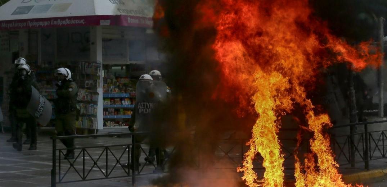Ολοκληρώθηκε η πορεία για τον Γρηγορόπουλο στην Αθήνα