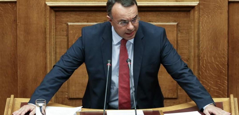 Χρ. Σταϊκούρας: Η κυβέρνηση δεν έχει να προσφέρει κάτι ουσιαστικά θετικό στη χώρα