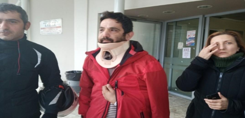 Έσπασαν την πιτσαρία του εργοδότη που φέρεται να χτύπησε τον διανομέα