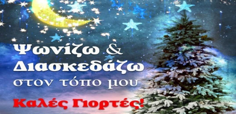 """""""Λευκές Εορταστικές Μέρες"""" στον Δ. Παύλου Μελά"""