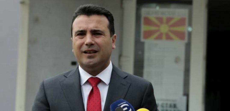 Ζόραν Ζάεφ: «Η Ελλάδα θα επικυρώσει τη Συμφωνία των Πρεσπών»