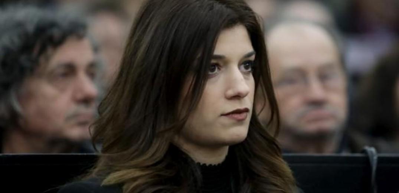 Κ. Νοτοπούλου: Έχω ένα πολύ σοβαρό θέμα ακοής
