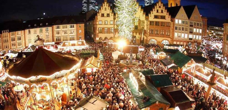 Ονειρικά Χριστούγεννα στην Κεντρική Ευρώπη