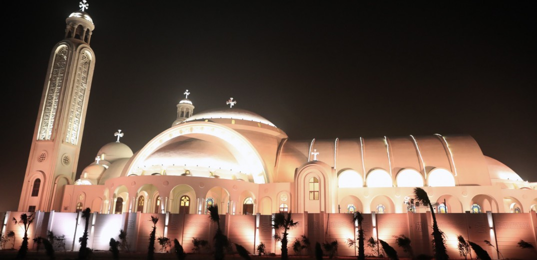 Εγκαινιάστηκαν ταυτόχρονα ο μεγαλύτερος ναός και το μεγαλύτερο τζαμί