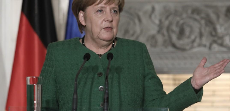Συναντήσεις με Παυλόπουλο και Μητσοτάκη στην ατζέντα της Μέρκελ
