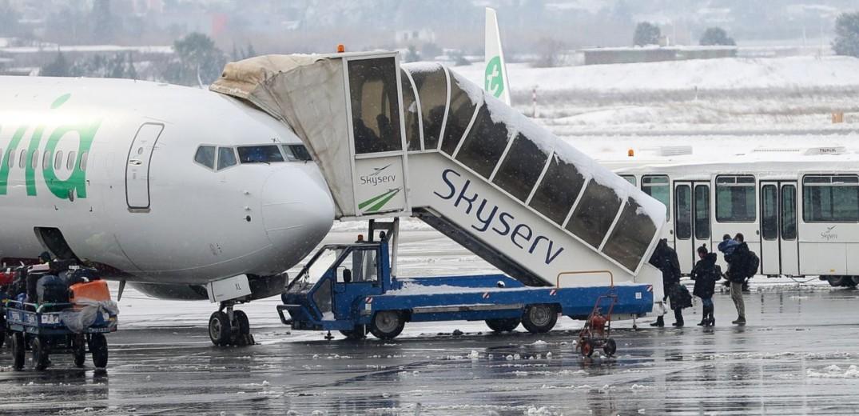"""Μικροκαθυστερήσεις στις πτήσεις από και προς το """"Μακεδονία"""""""