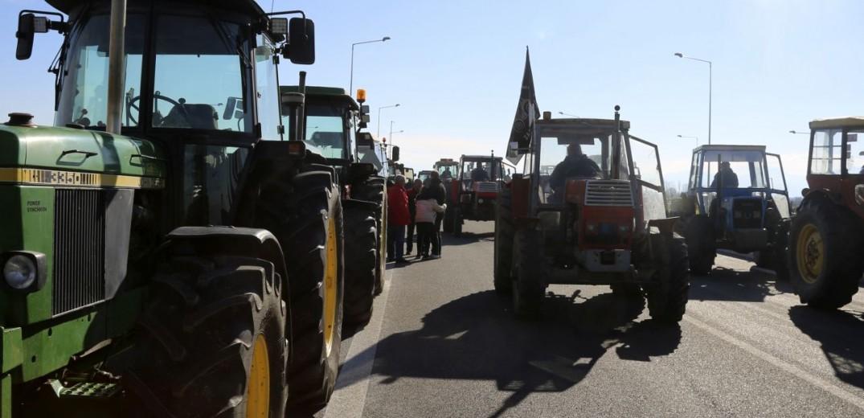 Πιστοί στο «ραντεβού» τους οι αγρότες-Στους δρόμους τα τρακτέρ στις 28 Ιανουαρίου