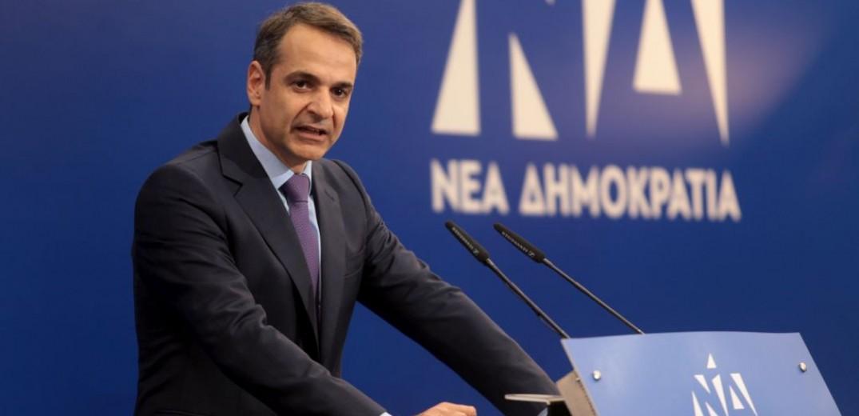 Κ. Μητσοτάκης: Μητέρα των μαχών οι εθνικές εκλογές