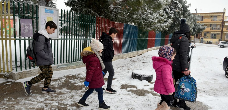 Με απόφαση Πατουλίδου κλειστά αύριο όλα τα σχολεία στο νομό Θεσσαλονίκης