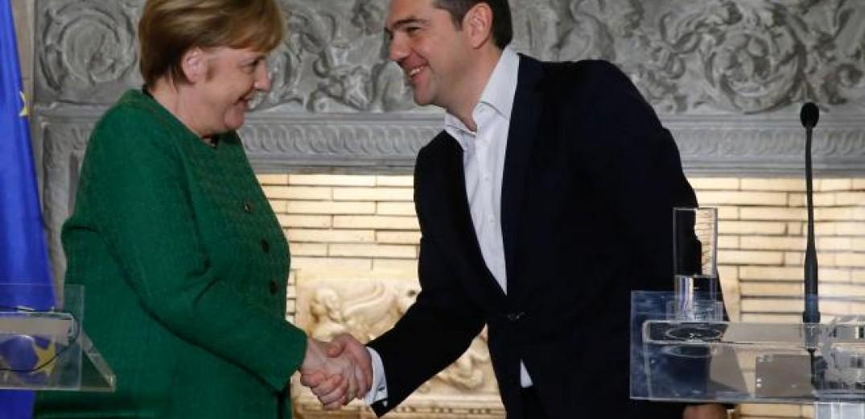 «Η Μέρκελ αναγνώρισε στην Αθήνα τη μεταρρυθμιστική πορεία της κυβέρνησης»